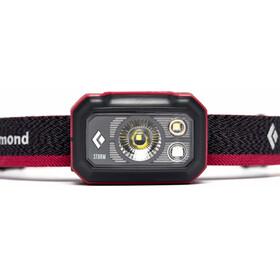 Black Diamond Storm 400 Headlamp, rose